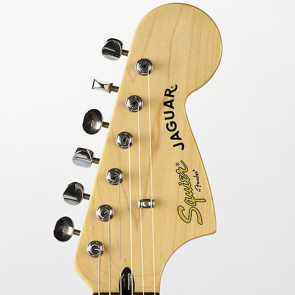 squier vintage modified jaguar electric guitar reverb. Black Bedroom Furniture Sets. Home Design Ideas