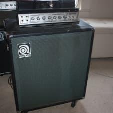 AMPEG B15-S 1973 1974 bass guitar amp amplifier portaflex fliptop image