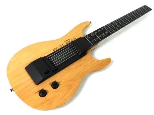 yamaha ez eg digital midi electric guitar reverb. Black Bedroom Furniture Sets. Home Design Ideas