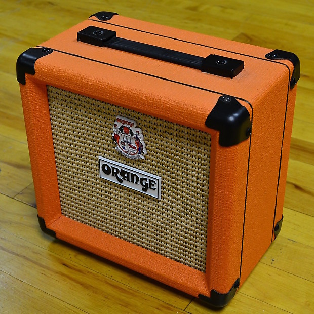 orange ppc108 1x8 closed back guitar speaker cabinet reverb. Black Bedroom Furniture Sets. Home Design Ideas