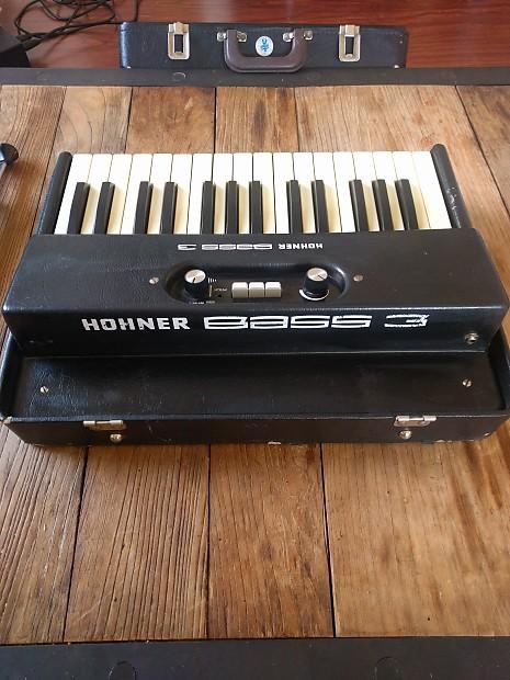 Hohner bass 3 vintage bass organ keyboard piano bass for Classic house organ bass