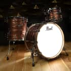 Pearl Music City Custom Reference Pure 13/16/22 3pc Drum Kit Bronze Oyster image