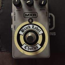 MXR Black Label Chorus 2014 Stainless Steel image