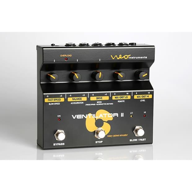 Neo Instruments Ventilator Ii Rotary Speaker Simulator