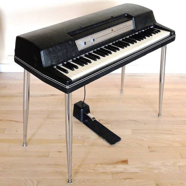 Wurlitzer 200a Electric Piano Reverb
