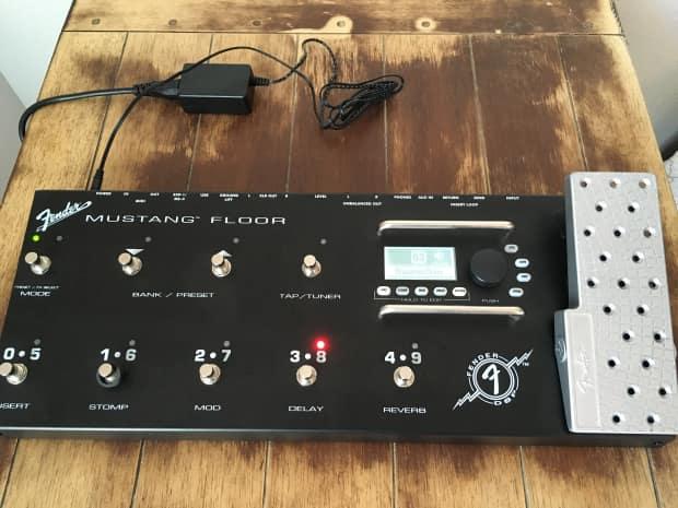 Fender Mustang Floor | Reverb