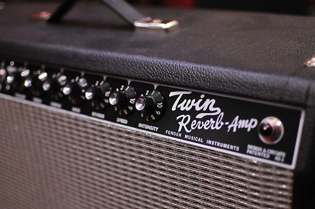 65 amp reverb twin vintage