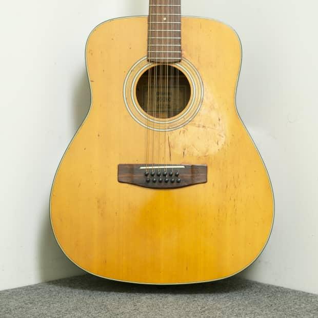 yamaha fg 260 12 string acoustic guitar for repair 1970s reverb. Black Bedroom Furniture Sets. Home Design Ideas