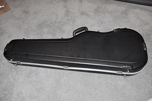 fender stratocaster telecaster molded hard shell case reverb. Black Bedroom Furniture Sets. Home Design Ideas
