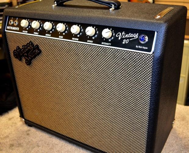 vintage sound amps vintage 20 brand new super clean reverb. Black Bedroom Furniture Sets. Home Design Ideas