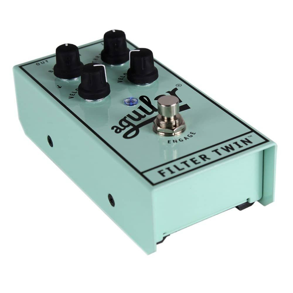 aguilar filter twin dual envelope guitar effects pedal reverb. Black Bedroom Furniture Sets. Home Design Ideas