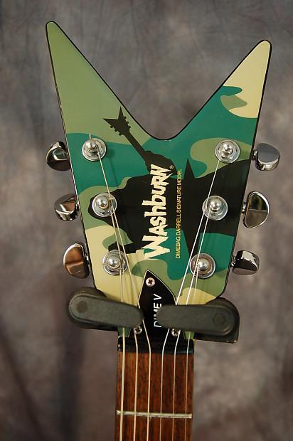dimebag darrell guitar camo - photo #22