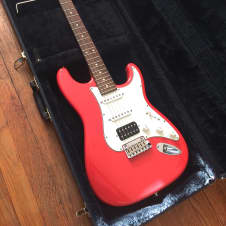 Suhr Classic Pro 2016 Fiesta Red image