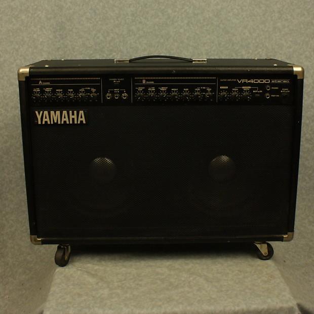 yamaha vr4000 50 watt 2x10 guitar amplifier with