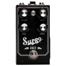 Supro Fuzz Guitar Guitar Effect Pedal New In Box! image