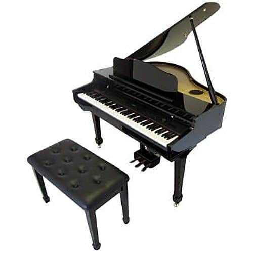 Refurbished ag41 grand piano reverb for Yamaha dgx 660 manual