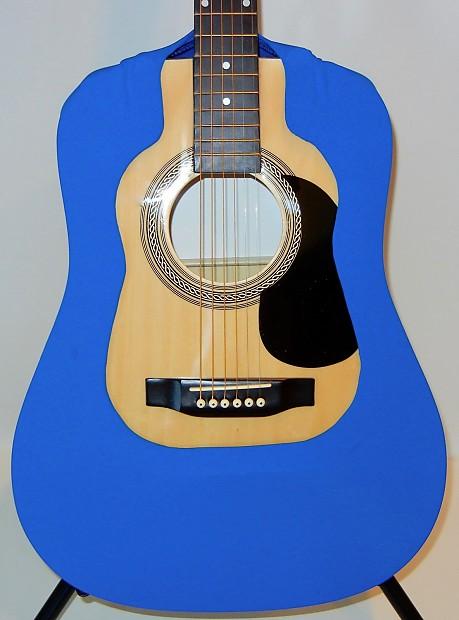 acoustic guitar cover vest blue dread fits martin reverb. Black Bedroom Furniture Sets. Home Design Ideas