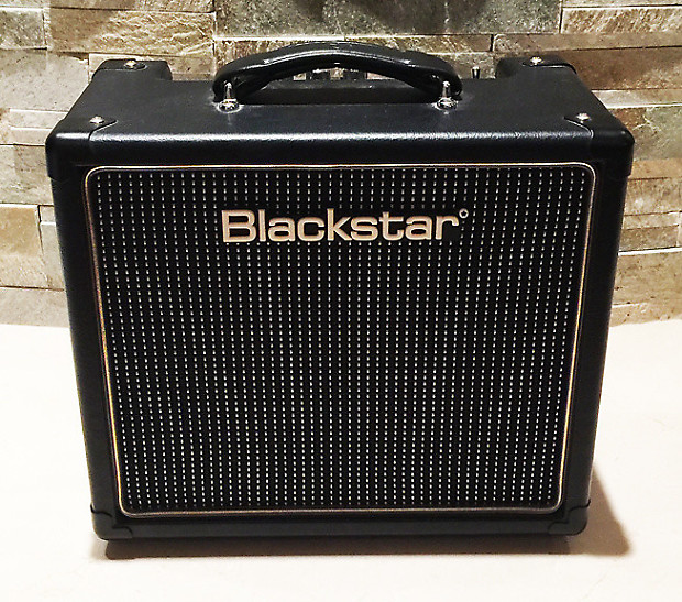 blackstar ht 1r 1w 1x8 guitar combo amp with reverb reverb. Black Bedroom Furniture Sets. Home Design Ideas