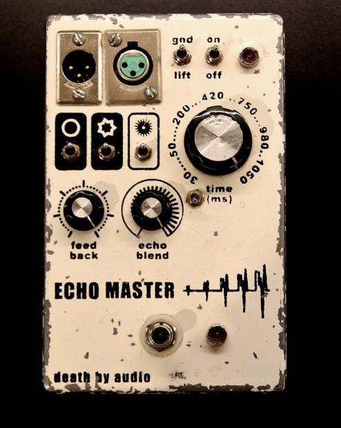 death by audio echo master original from 2006 reverb. Black Bedroom Furniture Sets. Home Design Ideas