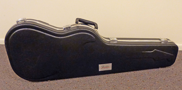 fender strat plus electric guitar case for stratocaster reverb. Black Bedroom Furniture Sets. Home Design Ideas