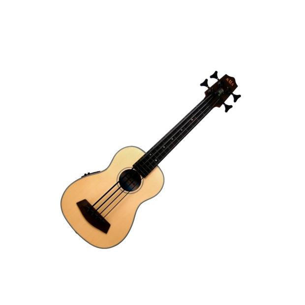 kala ubass ssmhg fl u bass fretless ukulele bundle with case gig bag tuner cloth strings. Black Bedroom Furniture Sets. Home Design Ideas