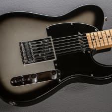 Fender Special Edition Standard Tele 2010 Silver Burst image