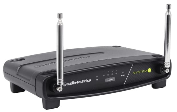 audio technica atw 901 g system 9 vhf wireless reverb. Black Bedroom Furniture Sets. Home Design Ideas