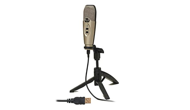cad audio u37 usb large diaphragm condenser microphone reverb. Black Bedroom Furniture Sets. Home Design Ideas