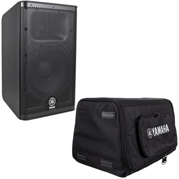 Package yamaha dxr10 10 1100 watt peak 700 watt rms 2 for Yamaha dxr10 speakers