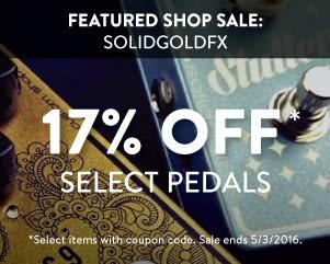 Shop Sale: SolidGoldFX