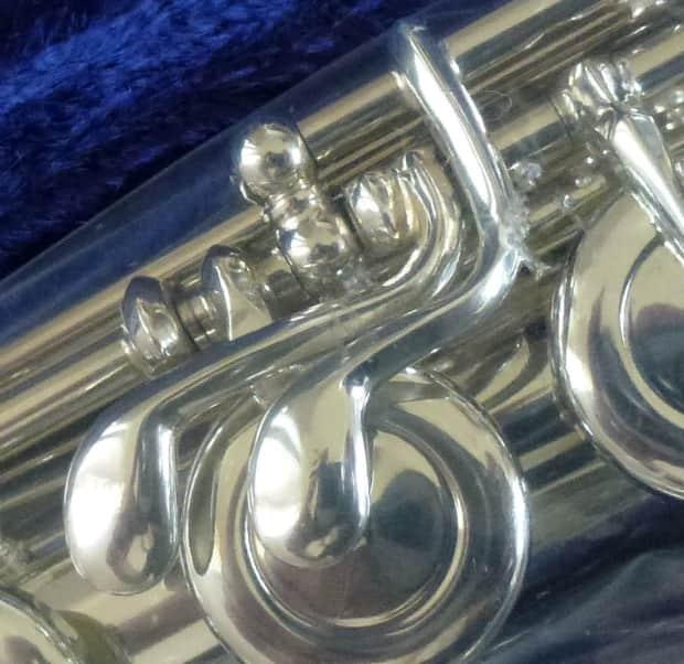 Box Eld Bands: Emerson ELD 88B-CT W/NEL Sterling Silver Pro Flute