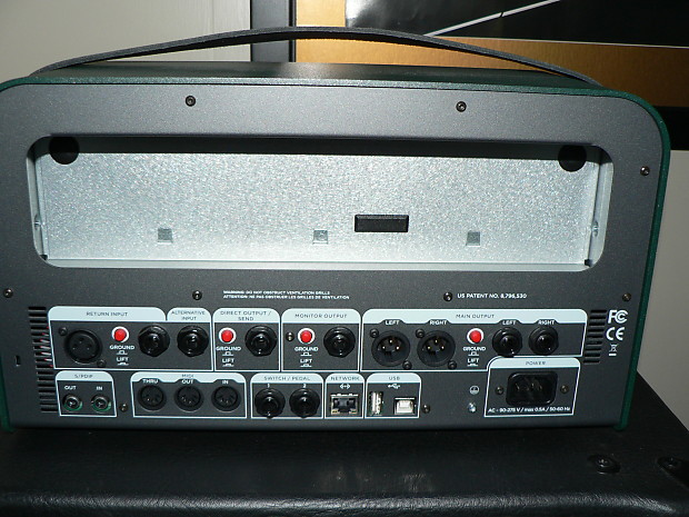 kemper amps profiling amplifier with remote and mission reverb. Black Bedroom Furniture Sets. Home Design Ideas