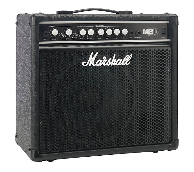 marshall mb30 guitar bass amplifer amp 30watt 30w combo reverb. Black Bedroom Furniture Sets. Home Design Ideas