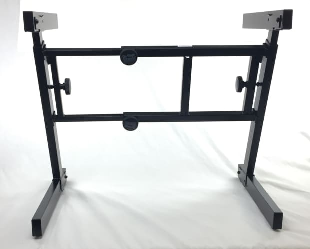 on stage pro heavy duty folding z keyboard stand ks7350 reverb. Black Bedroom Furniture Sets. Home Design Ideas