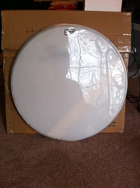 slingerland 22 inch original bass drum heads reverb. Black Bedroom Furniture Sets. Home Design Ideas