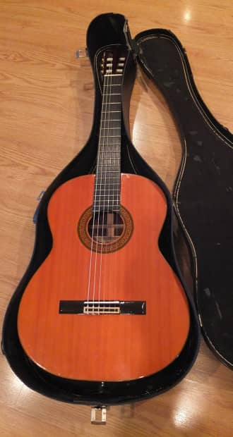 Ramirez Auto Sales >> 1970's Hohner HG18 Morris Gakki Classical Guitar Solid ...
