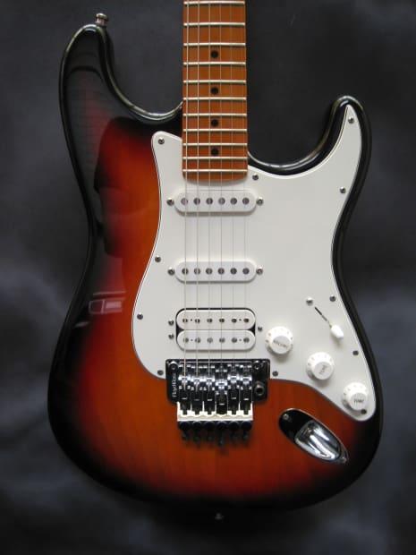 Jb Auto Sales >> Fender American Floyd Rose Classic Stratocaster 1992 ...