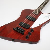 Gibson 120th Anniversary Thunderbird Bass 2014 Transparent Cherry w/OHSC for sale