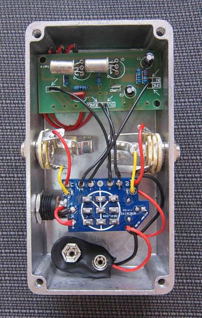3pdt fuzz face complete diy kit guitar effect pedal reverb. Black Bedroom Furniture Sets. Home Design Ideas
