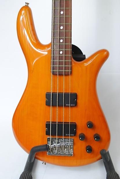 spector classic 4 string bass guitar orange reverb. Black Bedroom Furniture Sets. Home Design Ideas