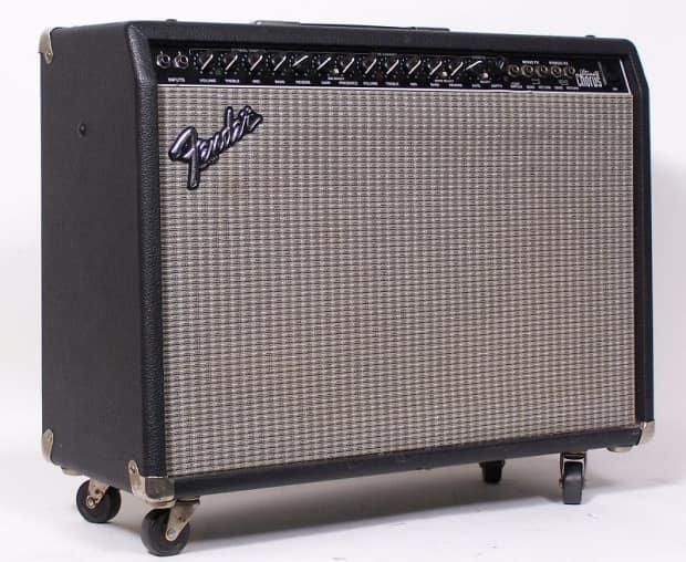 fender ultimate choruss pr 204 combo guitar aamp american reverb. Black Bedroom Furniture Sets. Home Design Ideas