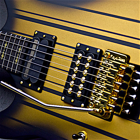 Schecter Left Handed Synyster Gates Custom S 2016 Satin