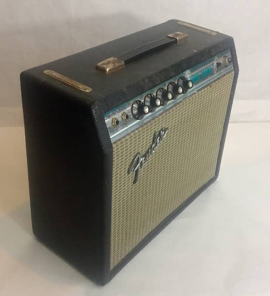 Fender vibro champ serial number dating 3