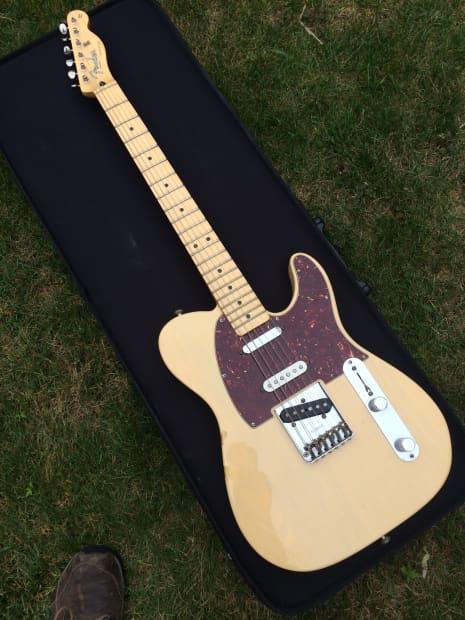 Sale Fender Nashville Telecaster Deluxe Series 60th Reverb
