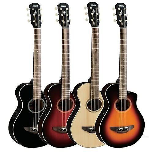 yamaha apxt2 3 4 thinline cutaway acoustic electric guitar reverb. Black Bedroom Furniture Sets. Home Design Ideas