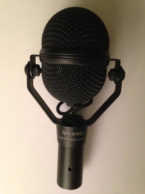 Ev electrovoice vintage microphones