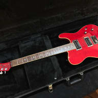 Fender Special Edition Custom FMT HH Red