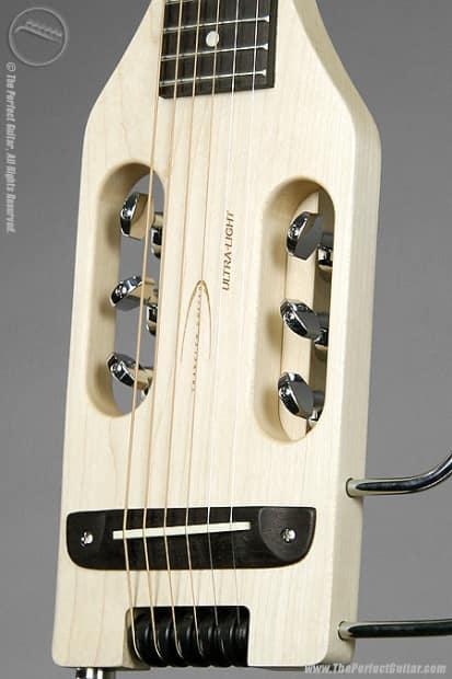 Traveler Ultra Light Steel String Guitar Serial Ul4548