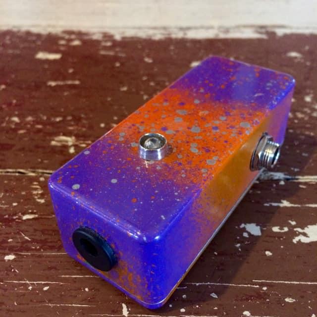 Built by Ryan Little Buffer - Op Amp Buffer, JHS  Clone image