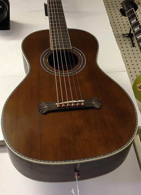 washburn r319swkk parlor acoustic guitar new with case reverb. Black Bedroom Furniture Sets. Home Design Ideas